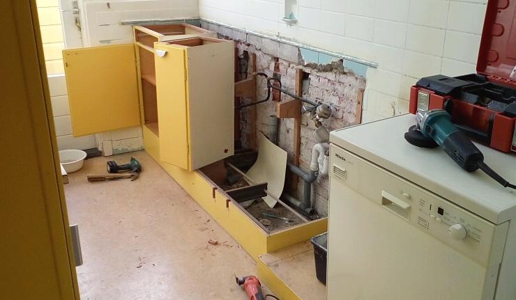 Keuken keuken renoveren bruynzeel inspirerende foto 39 s en idee n van het interieur en - Keuken originele keuken ...